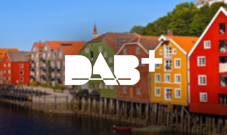 Norvège dab+ rnt