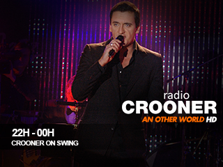 22h 00h crooner radio crooner on swing