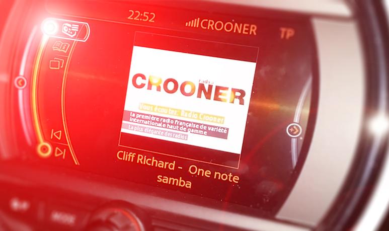 Crooner Radio au cœur de Paris en RNT