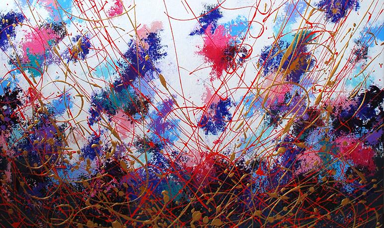 Lysa Sarkis exposition au 44 Avenue Kleber à Paris