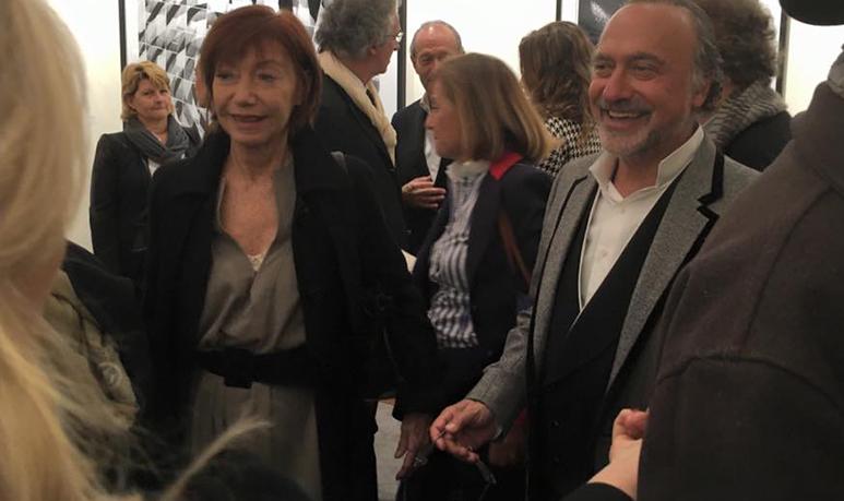 Oliver Dassault expose à la Galerie Maeght