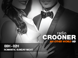 0h 2h crooner radio romantic sundaynight