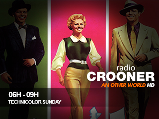 6h 9h crooner radio tecnicolor sunday