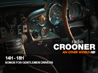 14h 18h crooner radio songs for gentlemen drivers