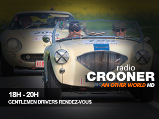 18h 20h crooner radio gentlemen drivers rendezvous