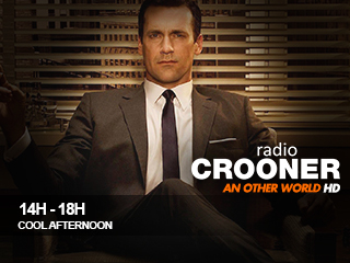 14h 18h crooner radio cool afternoon
