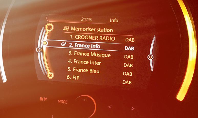 Radio France en RNT