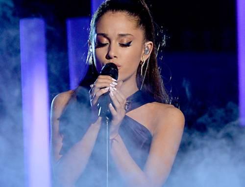 Une pensée solidaire pour les spectateurs de Manchester et pour la chanteuse Ariana GRANDE
