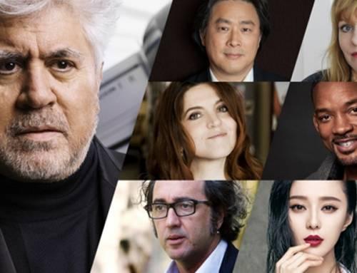 Le Jury du Festival de Cannes 2017