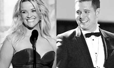 Michael Buble en duo avec Reese Witherspoon