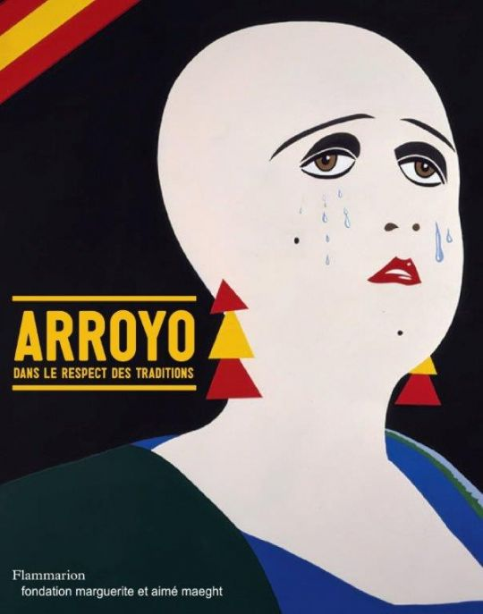 cover eduardo arroyo maeght
