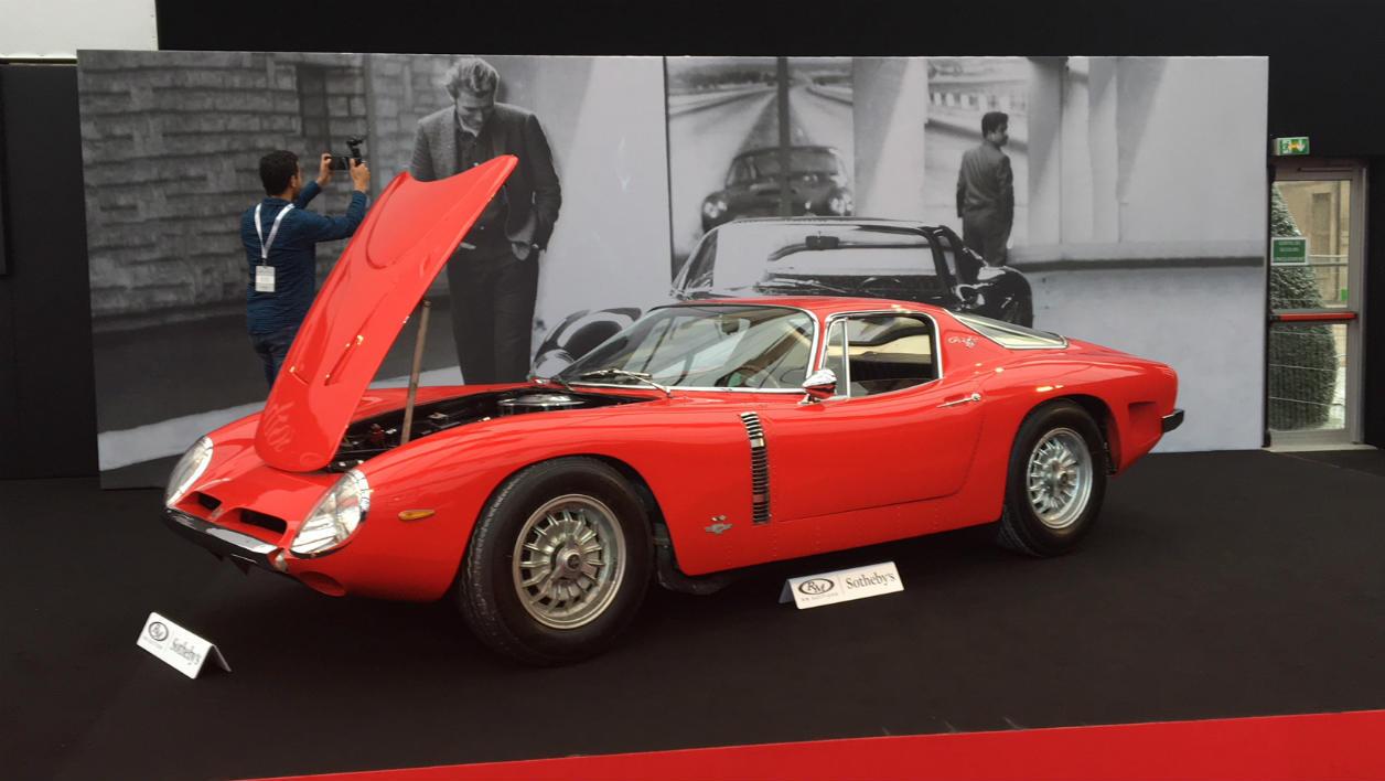 Ferrari Johhny Hallyday