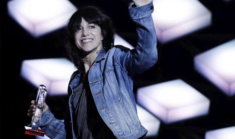 Victoires de la musique 2018 charlotte gainsbourg