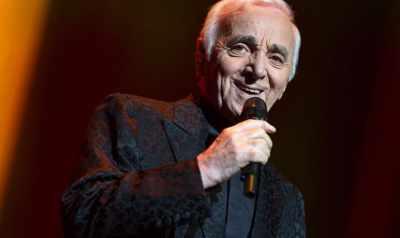 charles aznavour radio hommage