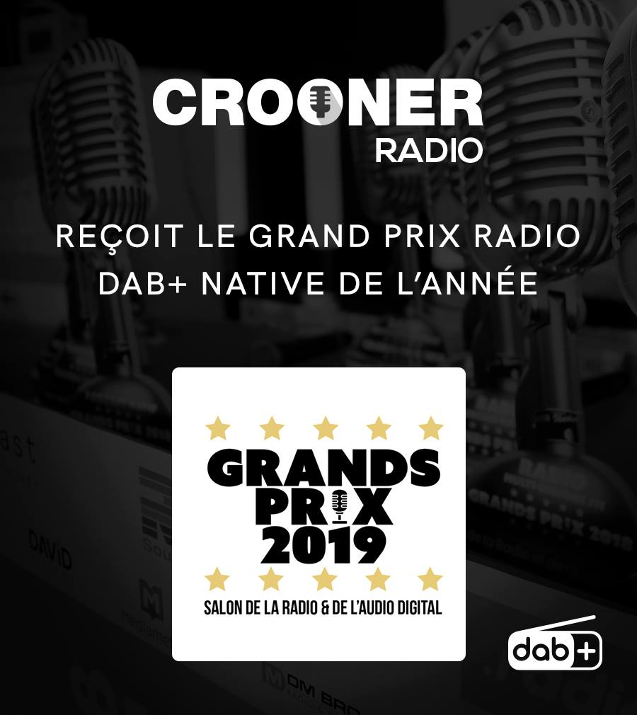 Grand Prix Radio Native DAB+ 2019 Crooner Radio